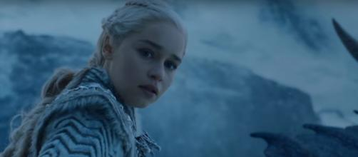'Game of Thrones' Season 7: Daenerys Targaryen / [Image via SD Mookie, YouTube screencap]