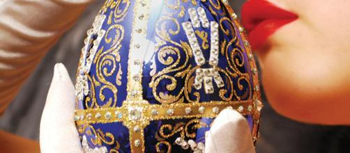 La maestría y la exquisitez de los Huevos de Pascua Fabergé. - google.com