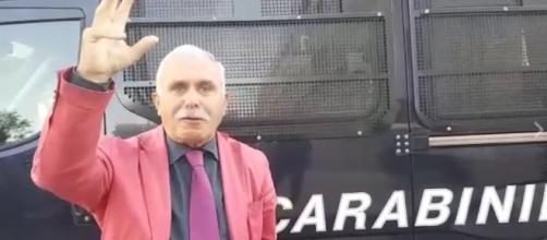 L'ex generale dei carabinieri Antonio Pappalardo