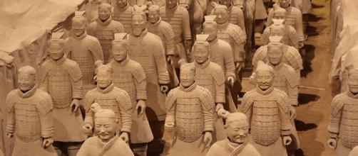 Los guerreros del ejército de Xiam, el yacimiento arqueológico más grande del mundo pueden verse en Oviedo