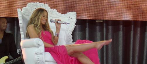 Mariah Carey. - [SKS2K6 via Wikimedia Commons]