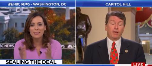 MSNBC on GOP tax bill, via YouTube