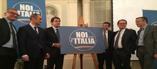 Nasce 'Noi con l'Italia': nuova lista per il centrodestra