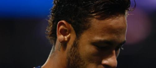 Neymar não treinou no PSG nesta terça-feira, por motivo de saúde: síndrome viral. (Foto Reprodução).