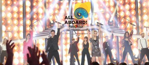 OT 2017 y Eurovision de la mano