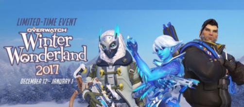 Overwatch Winter Wonderland Update NOW LIVE - New Skins and more ... (Image Credit: Cetusnews.com Youtube screencap)