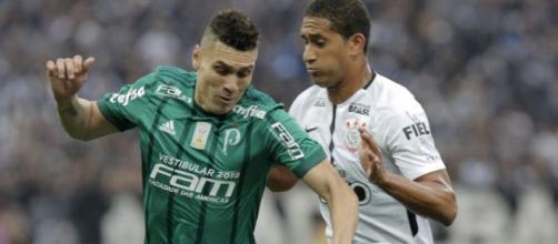Pablo foi um dos destaques do Corinthians nesta temporada