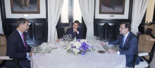 Según Losantos el odio de odio de Rajoy contra el Rey es muy fuerte