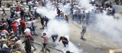 Tensión en santuario de Jerusalén deja un palestino muerto y ... - televisa.com