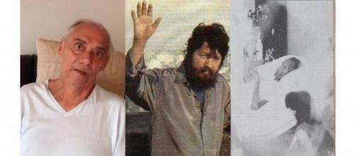 Últimas fotos de 3 grandes artistas brasileiros. (Foto Reprodução).