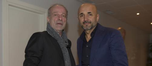 Walter Sabatini e Luciano Spalletti
