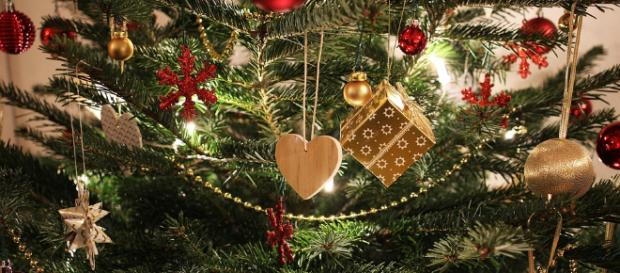 A man has been using the same Christmas lights his whole life. - [Image credit: Pixabay/CC0]