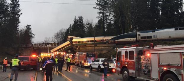 Amtrak derailment in Washington state leaves at least 3 dead ... - cnn.com