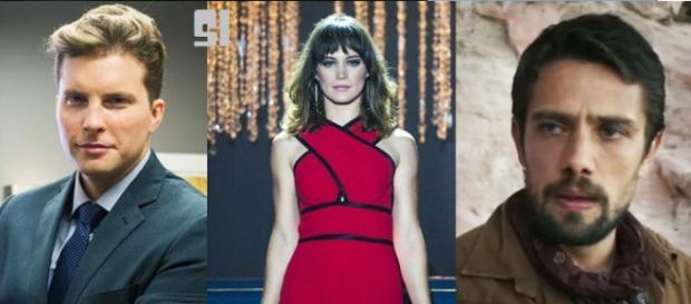 Clara terá dois pretendentes de peso brigando pelo seu coração em O Outro Lado do Paraíso