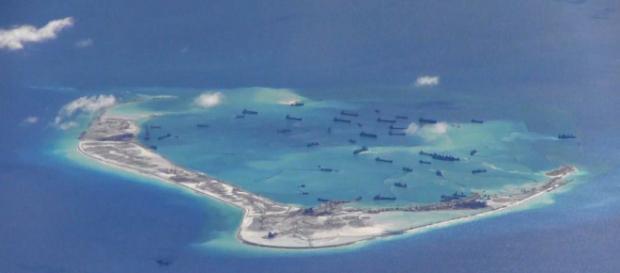 Impresionantes instalaciones militares que Pekín levanta en tiempo ... - teletica.com