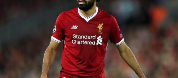 Mohamed Salah réalise un très bon début de saison avec les Reds et s'impose en Premier League.
