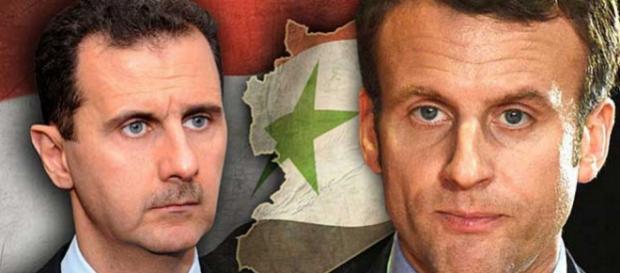 Syrie : La tension monte entre Macron et Assad