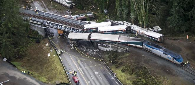 Amtrak train crash: eyewitness accounts from the victims