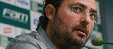 Palmeiras monitora Zeca, que rescindiu com o Santos (Foto Reprodução)