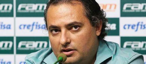Alexandre Mattos é o diretor de futebol da equipe