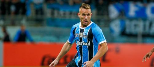 Arthur pode deixar o Grêmio antes mesmo do Gauchão