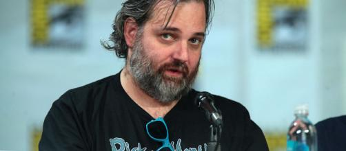 Dan Harmon at San Diego Comic Con in 2014 [image credit: Gage Skidmore/ Wikimedia Commons]