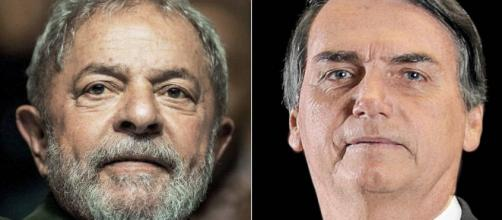 Datafolha mostra Lula líder e consolida Bolsonaro em 2º