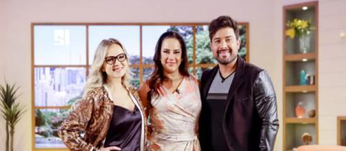 Eddu Pedroso e Silvia Abravanel: ele teve prisão decretada Foto: reprodução/instagram