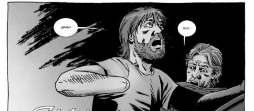 Imagem original dos quadrinhos