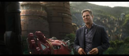 Marvel Studios' 'Avengers: Infinity War' Official Trailer [Image Credit: Marvel Entertainment/YouTube screencap]