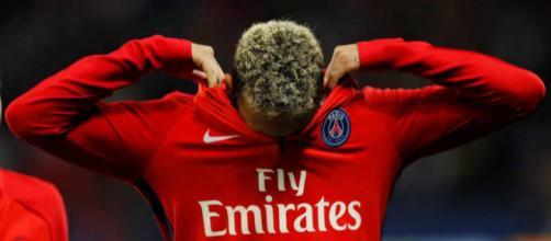Neymar et le PSG sont tombés à Strasbourg - elpais.com
