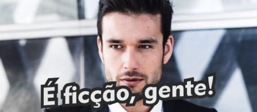 Sérgio Marone é o anticristo na novela