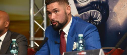 Tyson Fury 'ready to move' as Tony Bellew calls out former ... - thesun.co.uk