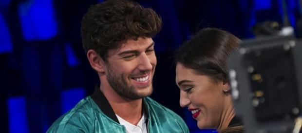 Ignazio Moser e Cecilia Rodriguez a Verissimo