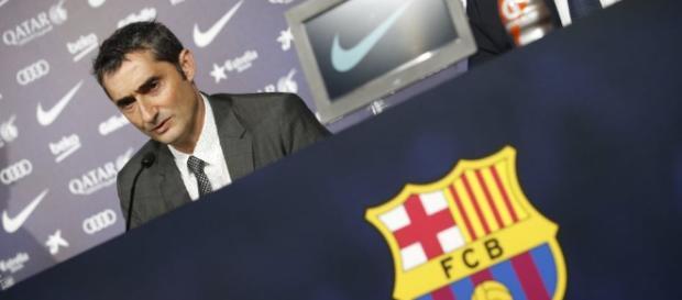 El día más negro de Ernesto Valverde como técnico del Barça