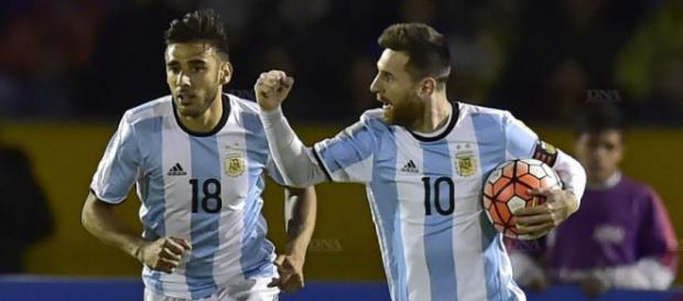 Le « groupe de la mort » pour l'Argentine