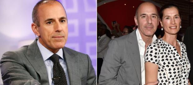 Matt Lauer's life just got worse. Image Credit: Own work