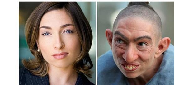 Muitas celebridades ficam irreconhecíveis com a maquiagem