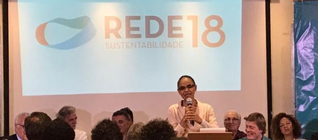 Rede anuncia Marina Silva como sua pré candiata