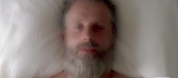 """The Walking Dead : pourquoi il y a un """"Rick vieux"""" dans le trailer ... - serieously.com"""