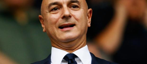 Tottenham chief Daniel Levy would happily cash-in on outspoken ... - thesun.co.uk