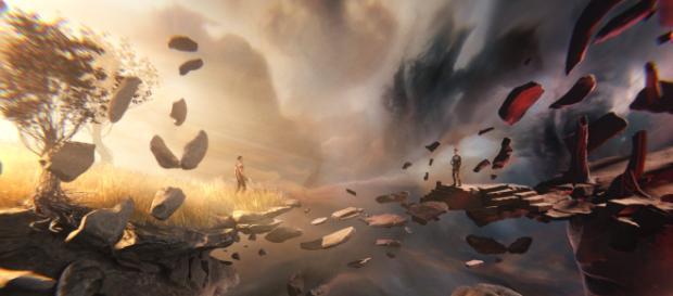 Varus y Valmar en una secuencia del vídeo