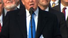 Trump mocks Steve Scalise during tax speech for losing weight after getting shot