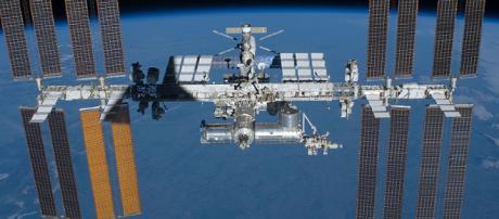 The International Space Station [Image courtesy NASA]