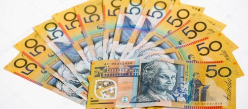 Billetes de banco australianos — Foto de Stock #29256165 ... - depositphotos.com