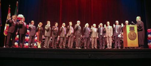 Broome County Legislature is sworn in (Image Via Broome County Legislature)