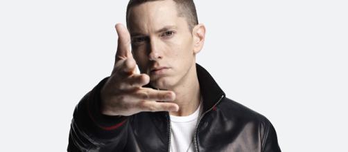 Eminem in black [Img via Flickr | Sebastian Vital]