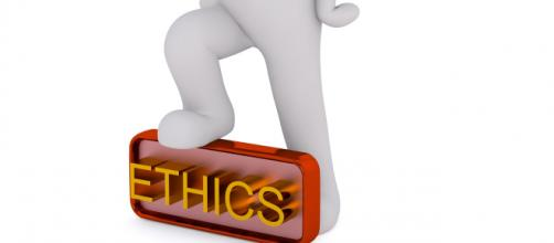 Ethics need both definition and attention. (Image 3dman_eu Pixabay)