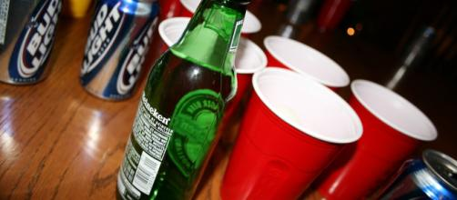 Please bear in mind that you should always drink responsibly - pic. tucollegian.org