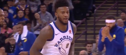 Golden State Warriors rookie Jordan Bell is off to a good start in the NBA -- Real GD's Latest Highlights via YouTube